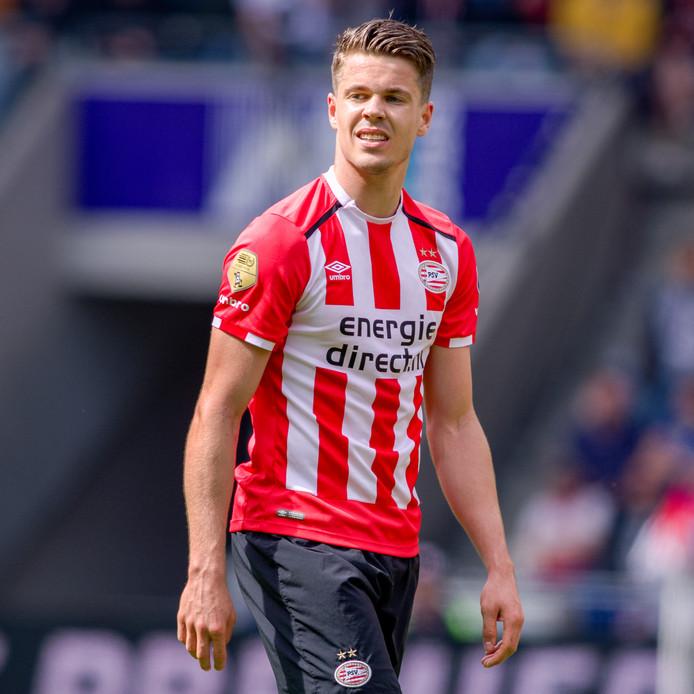 Het wachten op Marco van Ginkel duurt nog even voort bij PSV.