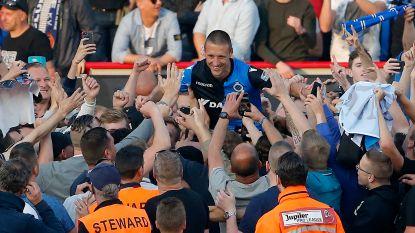 """Timmy Simons na het afscheid: """"De appreciatie van de fans, dat is het mooiste"""""""