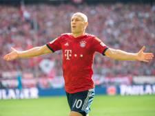 Robben en Ribéry met Bayern München mee naar Lissabon