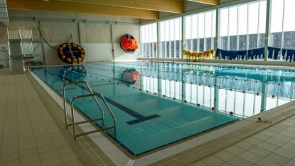 """Het recentste zwembad van Brugge... Maar alleen militairen mogen er in. """"Waarom geen sportclubs?"""""""