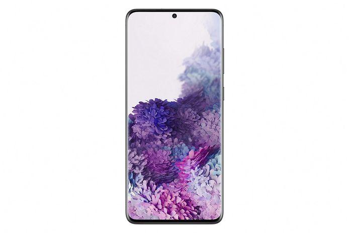 Samsung Galaxy S20+.