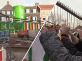 Zevenbergen breit 842 meter lange carnavalssjaal: '1338 bolletjes gebruikt'