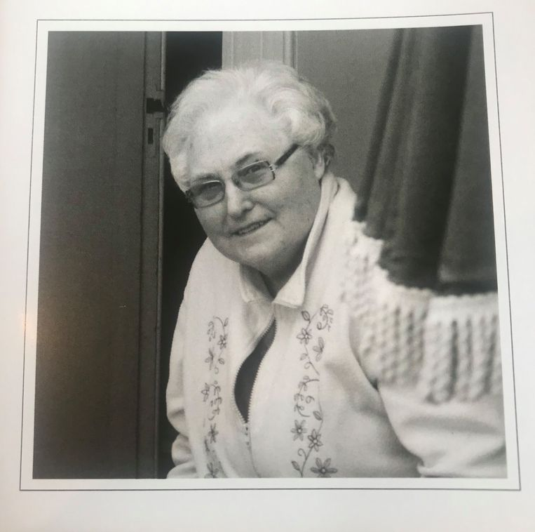 Louisa D'hertefelt werd zaterdag begraven.