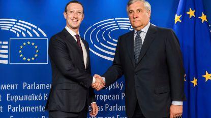 LIVE VIDEO - Veel goede voornemens bij Zuckerberg, weinig concrete antwoorden