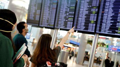 """Wat met Belgen die nu in landen met inreisverbod vertoeven? """"Hun vakantie zal misschien niet verlopen zoals gehoopt"""""""