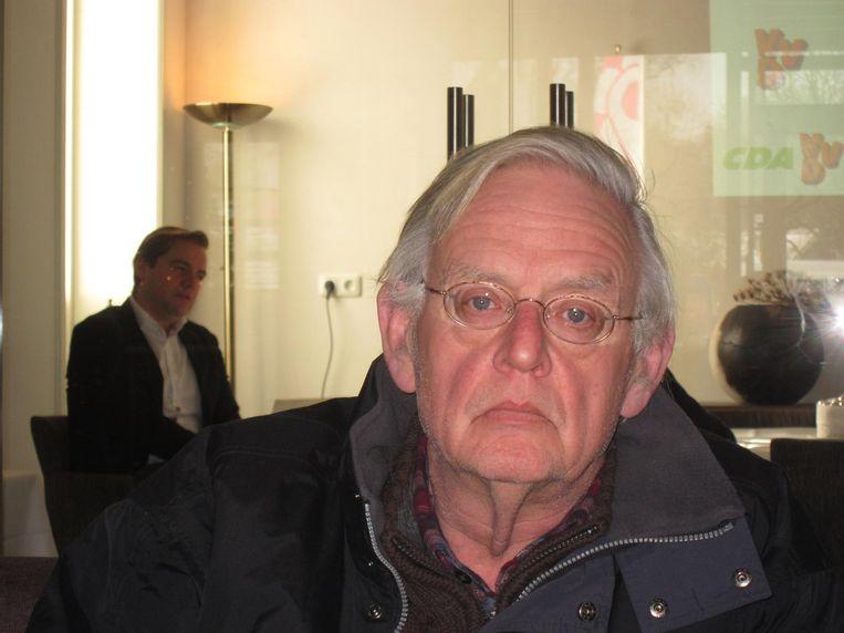 Willem bol: 'Ik ben dakloos' Beeld