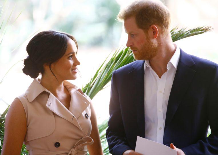 Harry en Meghan zouden in de toekomst lezingen gaan geven.
