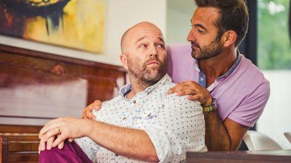 'Alle Mooie Mannen Zijn Zo Lelijk': Gunther Levi en Sven De Ridder doen een sensueel duet in '#LikeMe'