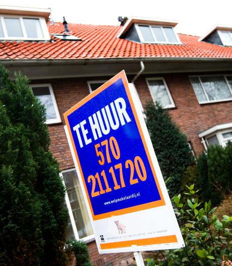 Voor goedkoper huren moet je naar Friesland en Drenthe