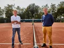 40 jaar tennisvereniging De Koem in Geesteren: 'Ons ben zuunig'