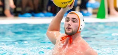 Waterpolomannen van BZC zetten grote stap richting halve bekerfinale