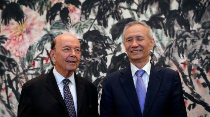 China kondigt gesprekken aan in VS om handelsoorlog te verhoeden