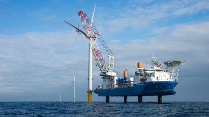 Jan De Nul Group bouwt nu ook windmolenpark op zee in Frankrijk