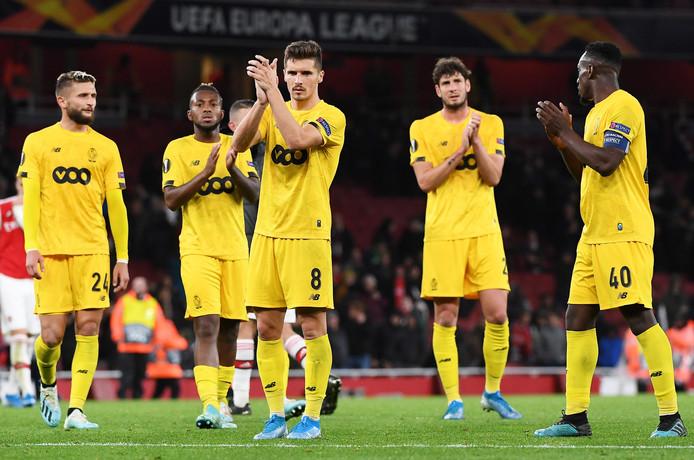 Le Standard devra fite faire fi de ce déplacement compliqué à Arsenal, car dimanche c'est à l'Antwerp que les Rouches sont attendus.