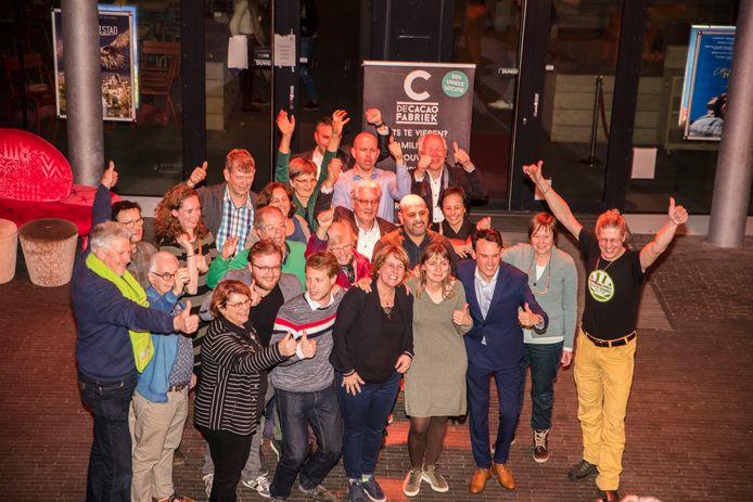 Groen Links wint de verkiezingen in Helmond.
