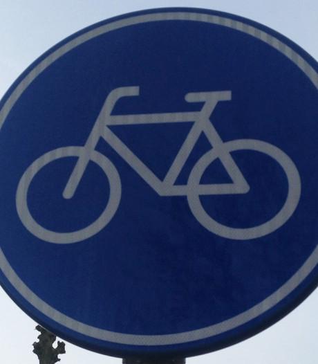 Rijkswaterstaat werkt aan fietspaden langs N59 en N57