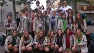 Verkenners scouts Menen naar Ouren voor jaarlijks kamp
