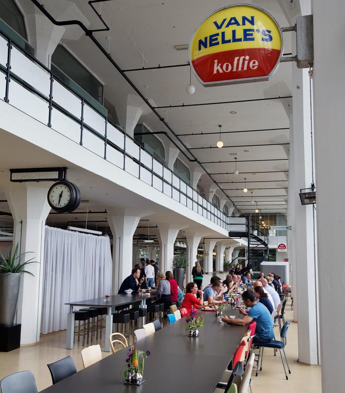 De Rotterdamse Van Nellefabriek.