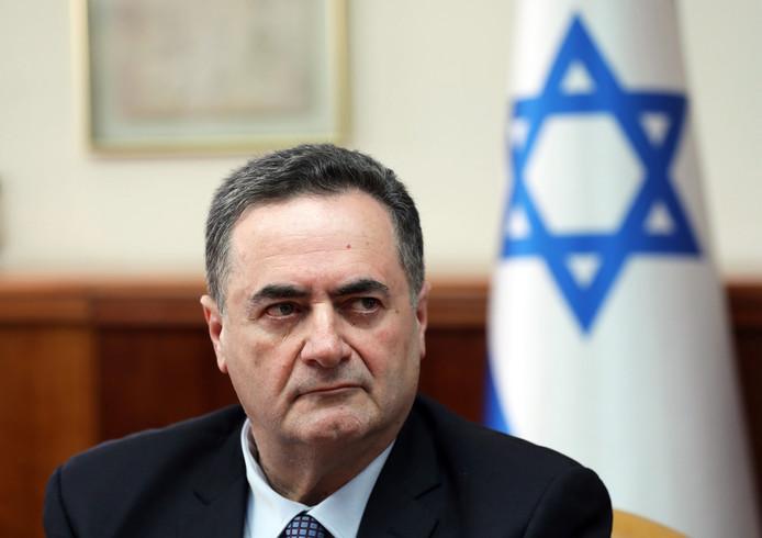 Israel Katz.