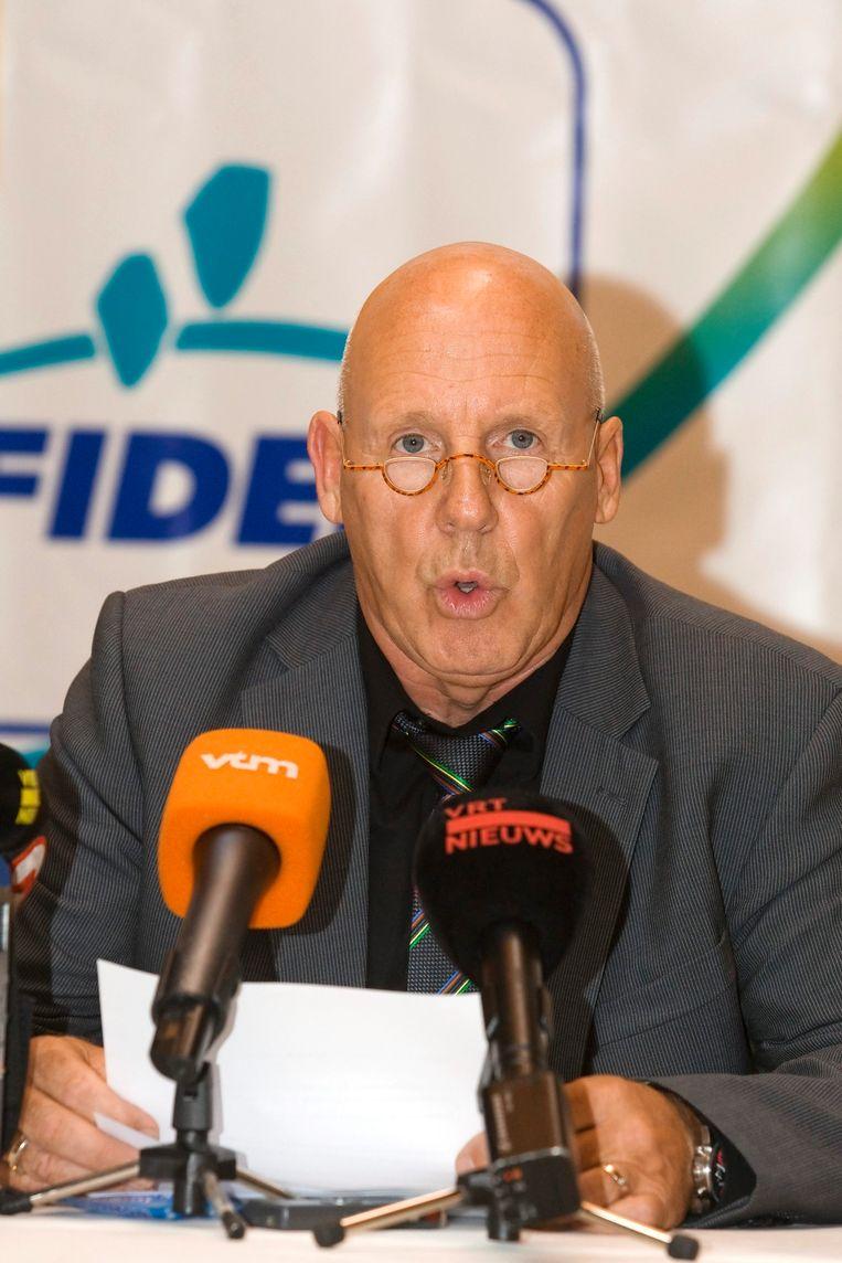 Manager Niels Albert Wil Telenet Fidea Overnemen De Morgen