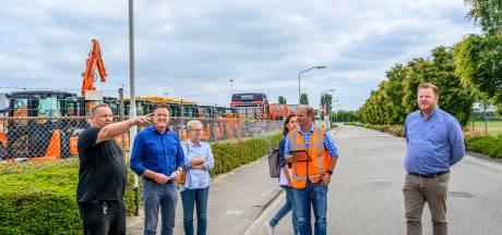 Schouw op bedrijventerrein De Gorzen in Oudenbosch: 'Quick wins gelijk aanpakken'