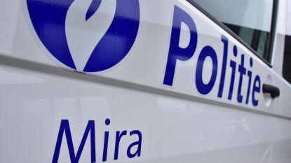 800 euro boete en 15 dagen rijverbod na achtervolging aan 190 km per uur in Waregem