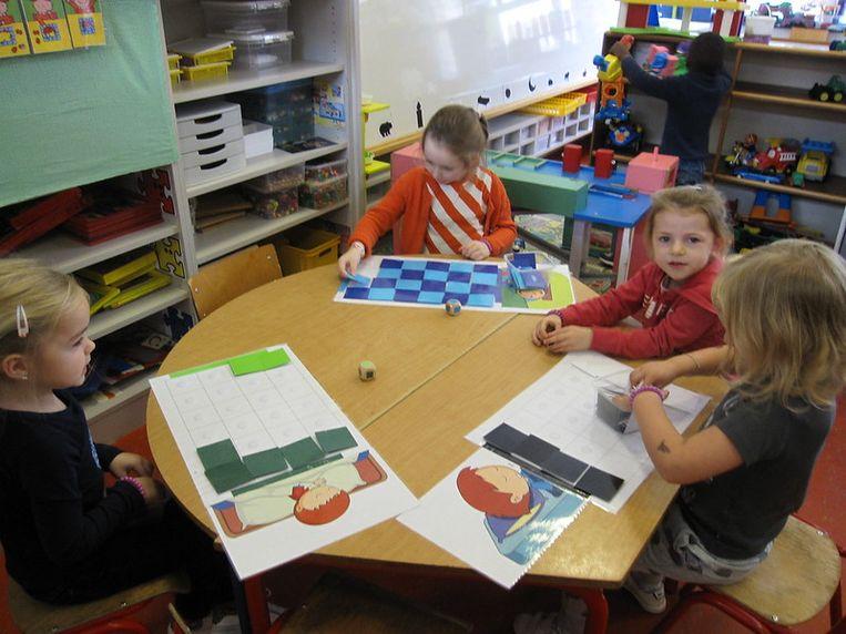 Op 2 februari kunnen ouders een kijkje komen nemen in basisschool De Kei.