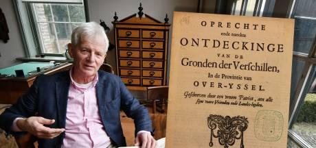 De strijd tussen Zwolle en Deventer? Die was er ook al in de Gouden Eeuw! Mét anonieme trollen en nepnieuws
