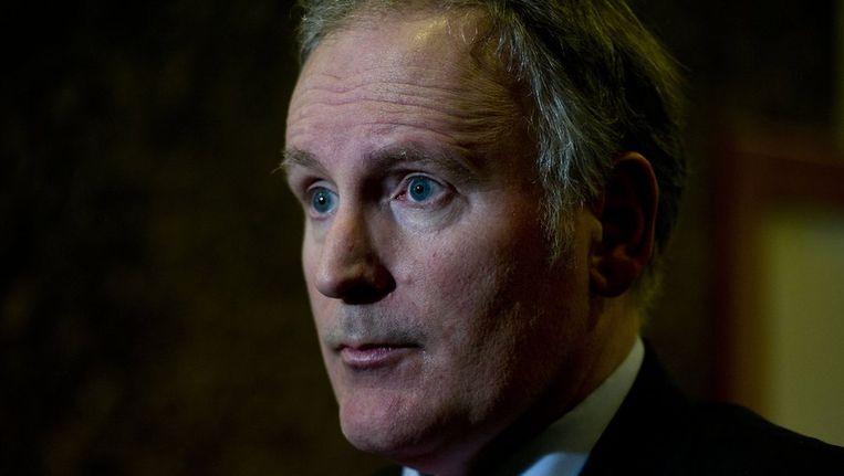 PvdA-Tweede Kamerlid Frans Timmermans Beeld null