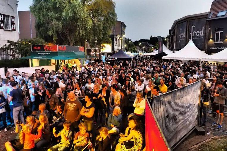 Een vorige editie van JaarVarken tijdens de Edegemse Jaarmarktfeesten.