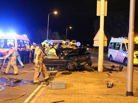 Geen bewijs voor lachgas bij bestuurder van cabrio die zware crash veroorzaakte