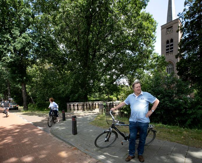 Christ van de Besselaar verzorgt fietstochten in Valkenswaard