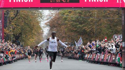 """'Wonderschoen' voor marathonlopers onder vuur, Kipchoge: """"De Vaporfly's zijn eerlijk"""""""