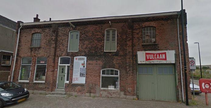 Het pand aan de Oosthavenkade in Vlaardingen wordt al gebruikt door de Vlaardingse Bierbrouwerij Vulcaan.