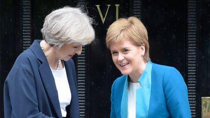 Premier May blokkeert nieuw Schots referendum voor onafhankelijkheid