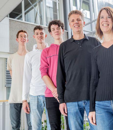 Het langste gezin ter wereld komt uit... Beekbergen! En meer bizarre records