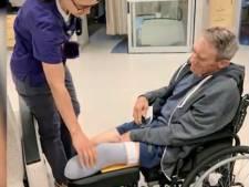 Boer amputeert eigen onderbeen tijdens ongeluk met versnipperaar