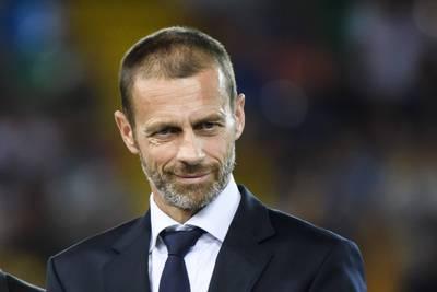 UEFA-baas Ceferin herhaalt: Nederlandse clubs riskeren uitsluiting
