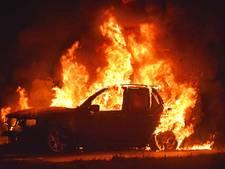 Nergens in Nederland zijn zoveel autobranden als in Brabant