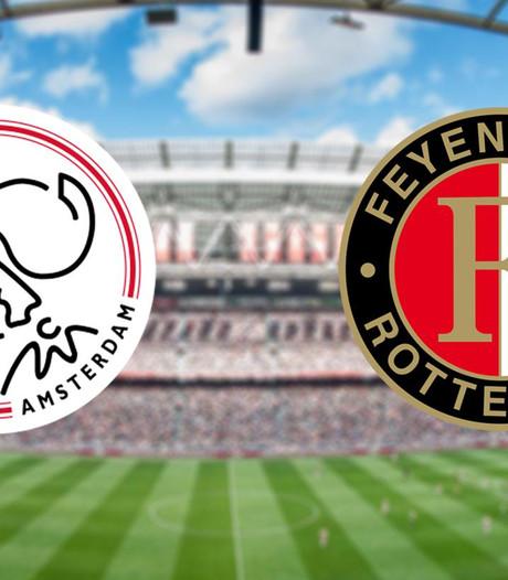Feyenoord aast op eerste zege in Klassieker sinds 2005