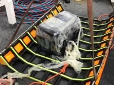 Douaneduikers onderscheppen cocaïne in Vlissingen