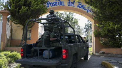 Volledig Mexicaans politiekorps aangehouden na derde moord op politicus in één week