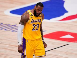 LeBron James blijft twee jaar langer bij LA Lakers en zal 85 miljoen dollar opstrijken