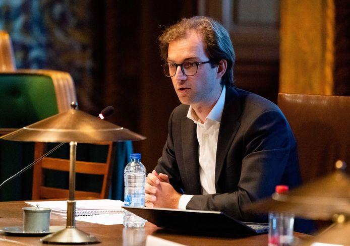 Dr. Laurens Ankersmit (Universitair docent Europees Recht, Universiteit van Amsterdam), een van de ondertekenaars van de brief.