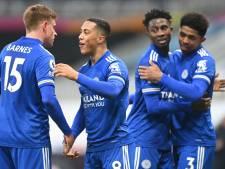 Leicester l'emporte à Newcastle grâce à un splendide but de Tielemans