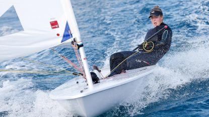 Emma Plasschaert is vierde na eerste dag van Trofeo Princessa Sofia
