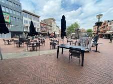 Eindhovense terrassen ruimer maar niet met meer tafels