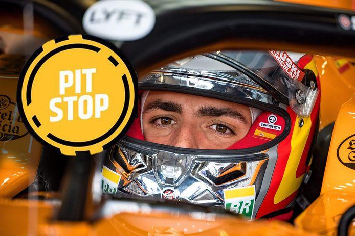 Pitstop, de podcast van F1.