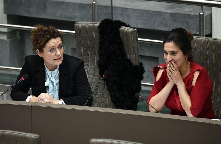 Zuhal Demir (N-VA) zei onlangs dat ze naar de COP25 in Madrid zou 'planepoolen'. Met die term wilde ze aangeven dat ze met een volle lijnvlucht naar de klimaatconferentie zou vliegen.