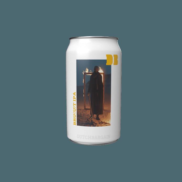 BRUUT Collective ontwierp één van de twaalf bieren die Dutch Bargain maandelijks op de markt gaan brengen.